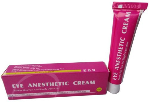 Eye Anesthetic Cream 10 гр.