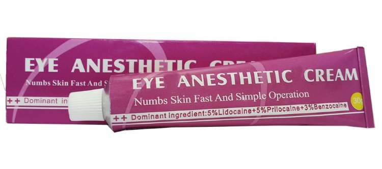 Eye Anesthetic Cream 30 гр.